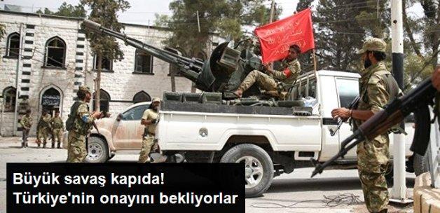 ÖSO El Bab'a Operasyon İçin Gün Sayıyor, Türkiye'den İzin Bekliyor