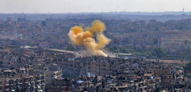 Rusya'dan Halep'te ateşkes açıklaması