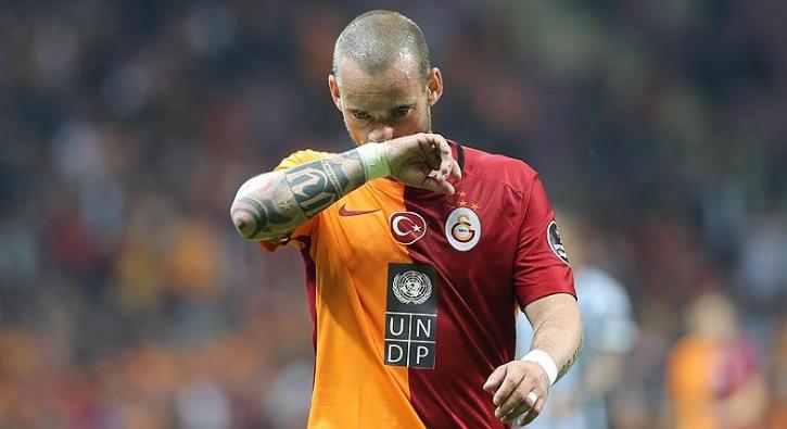 Sneijder Fransa maçında yok