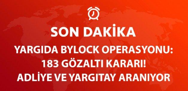 Son Dakika! 189 Hakim ve Savcı Hakkında Gözaltı Kararı