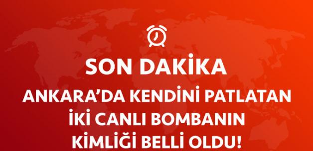 Son Dakika! Ankara Valisi: Teröristlerden Biri Bingöl Nüfusuna Kayıtlı, 3 Kişi Aranıyor