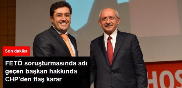 Son Dakika! CHP, Beşiktaş Belediye Başkanı Murat Hazinedar'ı Disipline Sevk Etti