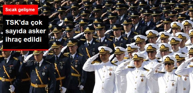 Son Dakika! Deniz ve Hava Kuvvetlerinden 540 Asker Görevden Uzaklaştırıldı