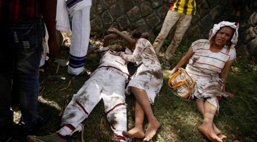 Son dakika… Etiyopya'da polis müdahalesi izdihama neden oldu: 300 ölü