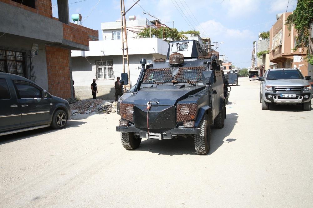 Son Dakika Haberi: Adana'da PKK operasyonu: 5 kişi gözaltında ADANA