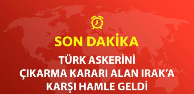 Son Dakika! Irak'ın Ankara Büyükelçisi Türk Dışişleri'ne Çağrıldı