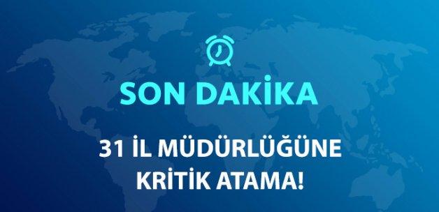 Son Dakika! SGK'da 31 İl Müdürü Değişti