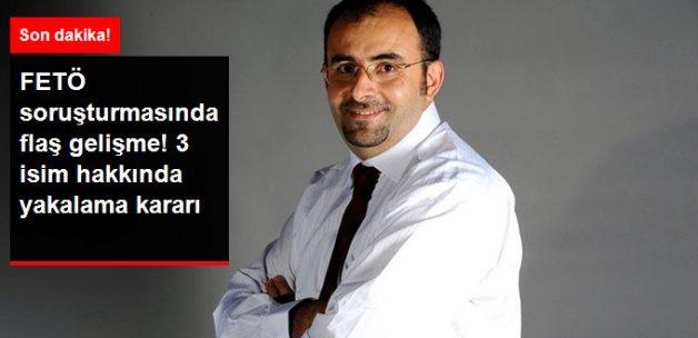 Son Dakika! Tuncay Opçin, Emre Uslu ve Osman Özsoy Hakkında Yakalama Kararı