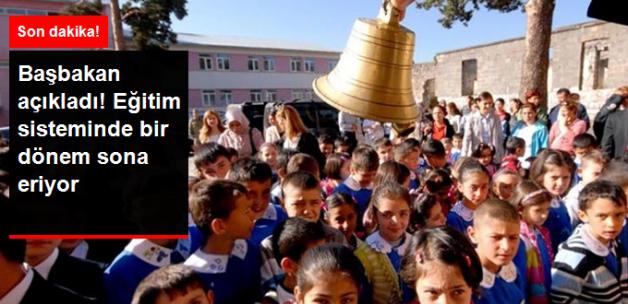 Son Dakika! Türkiye'de Yarım Gün Eğitim Tarihe Karışıyor