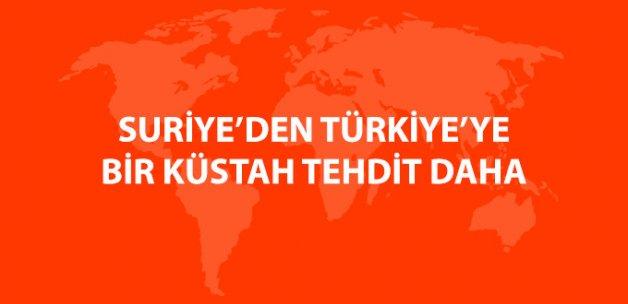 Suriye'den Türkiye'ye Uyarı: Karşılık Veririz