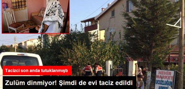 Tacizcisi Tutuklanan Genç Kızın Evinin Önünde Ateş Açıldı