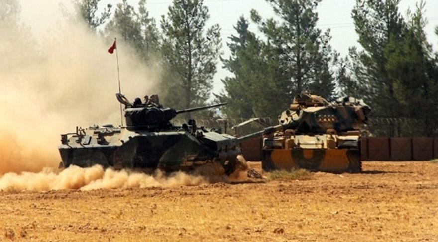 TSK duyurdu! Suriye'deki o bölge vuruldu