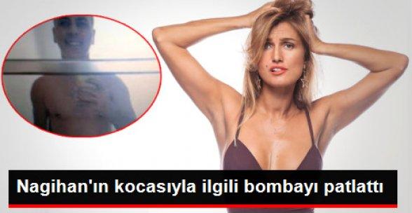 Tuğba Özay: Nagihan'ın Kocasının Çıplak Pozları Bana da Gönderildi