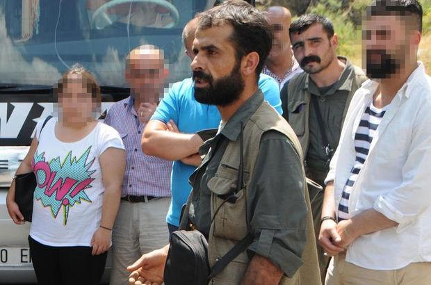 Tunceli'de PKK'nın sözde bölge sorumlusu öldürüldü