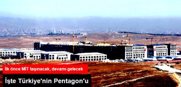 Türkiye'nin Pentagon'u! MİT, MSB ve Komutanlıklar Etimesgut'ta Toplanacak