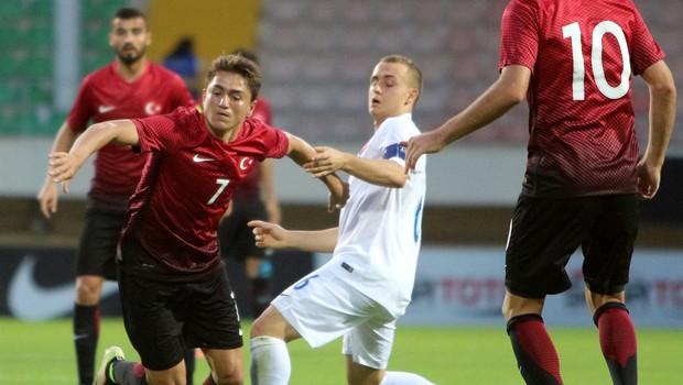 Türkiye U21 Avrupa Şampiyonası'na veda etti
