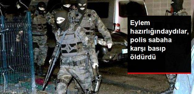 Van'da Eylem Hazırlığında Olan 2 PKK'lı Ölü Ele Geçti