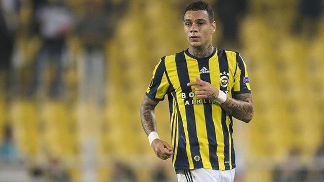 Van Der Wiel: Monaco'dan Haber Gelmeyince Fenerbahçe'ye Geldim