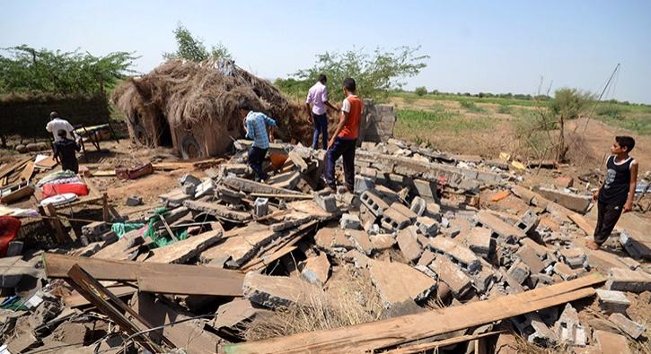 Yemen'de hava saldırısı: 45 ölü