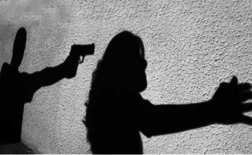 Yeni evlendikleri eşini öldürüp intihar etmeye kalktı