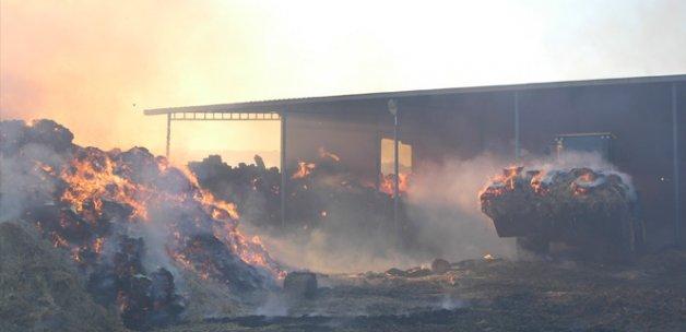 10 bin balya alev alev yandı