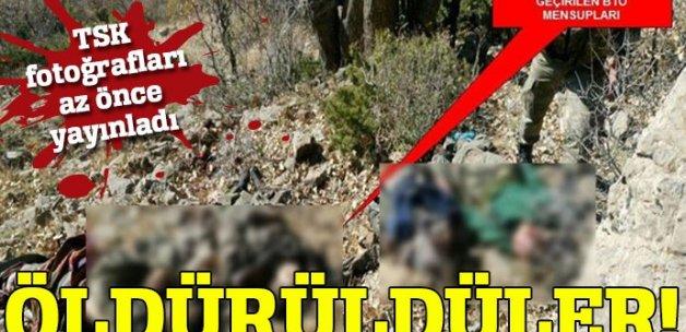 10 terörist etkisiz öldürüldü