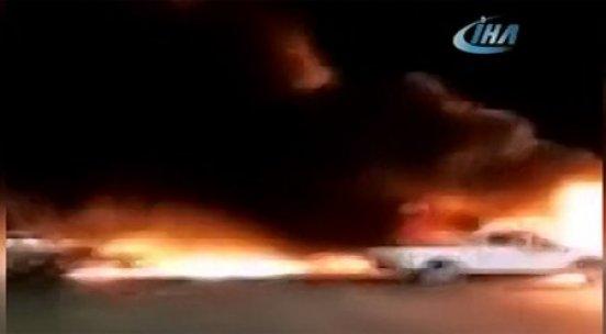ABD'de uçak düştü, 4 kişi öldü