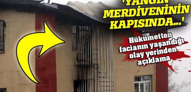 Adana'daki faciada kritik açıklama