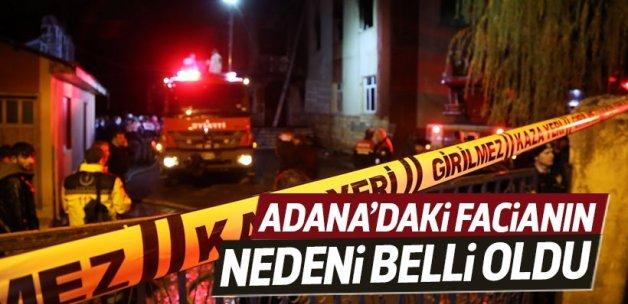 Adana'daki faciayla ilgili bilirkişi raporu açıklandı