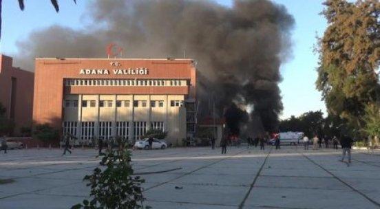 Adana'daki patlamada ilginç detay!