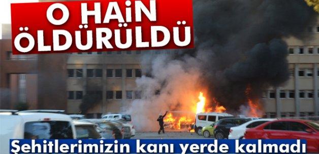 Adana Valiliği saldırısının planlayıcısı öldürüldü
