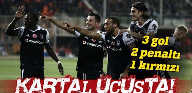 Adanaspor 1-2 Beşiktaş ÖZET ( Adana, BJK Maçı Skoru Kaç Kaç)