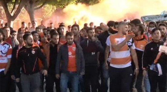 Adanaspor - Beşiktaş maçı öncesi ortalık karıştı