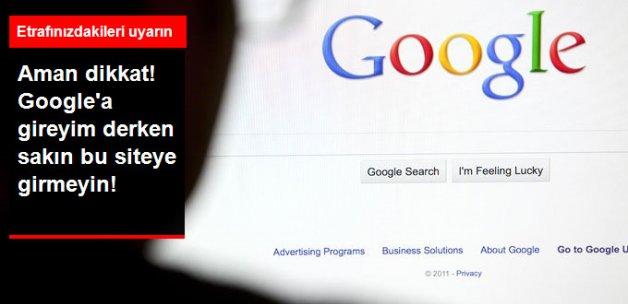 Aman Dikkat! Google.com'a Gireceğim Derken ɢoogle.com'a Girmeyin!
