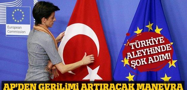 AP'den Türkiye ile gerilimi artıracak manevra