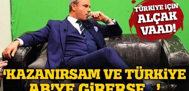 Avusturya'da cumhurbaşkanı adayından küstah 'Türkiye' çıkışı