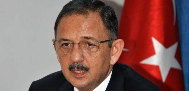 Bakan Özhaseki: 'HDP'den seçilen belediye başkanları asla milletin emrini düşünmedi'