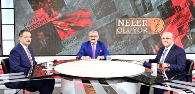 Bakan Özhaseki: Türkiye'de 7 milyon konut dönüşecek
