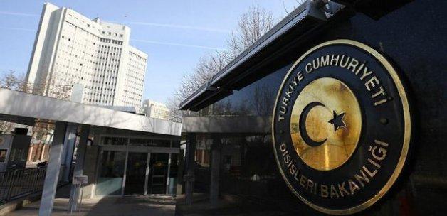 Dışişleri Bakanlığı, Arakan'daki saldırıları kınadı
