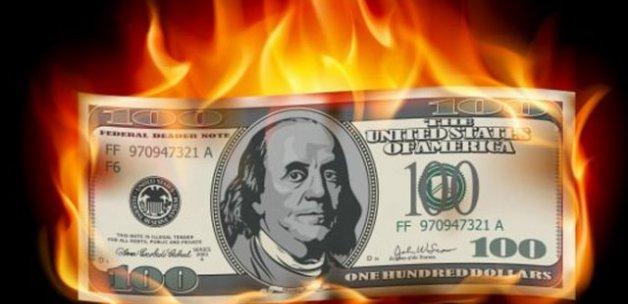 Dolar 3,4120 liradan güne başladı