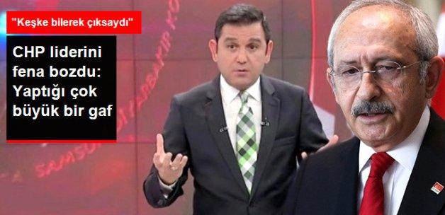 Fatih Portakal'dan Kılıçdaroğlu'na 'Askerlik Düzenlemesi' Tepkisi: Keşke Bilerek Çıksaydı