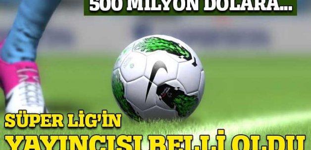 Futbolda dev ihaleyi 500 milyon dolarla Digiturk kazandı