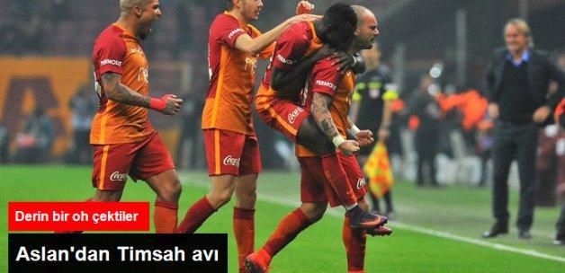 Galatasaray, Bursaspor'u 3-1 Yenmeyi Başardı