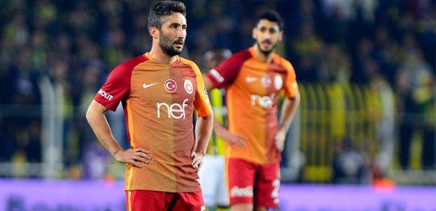 Galatasaray'da moraller bozuldu