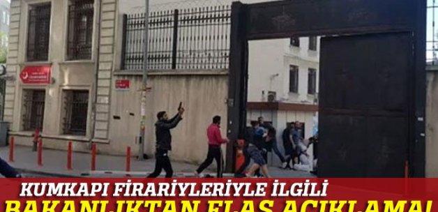 İçişleri Bakanlığı: 20'i si yakalandı, 103'ü aranıyor