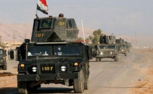 Irak ordusu Musul'a kuzeyden operasyon başlattı