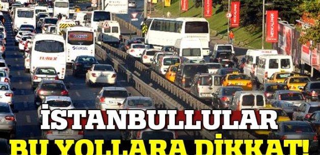 İşte İstanbul'da İSEDAK toplantısı nedeniyle trafiğe kapatılacak yollar