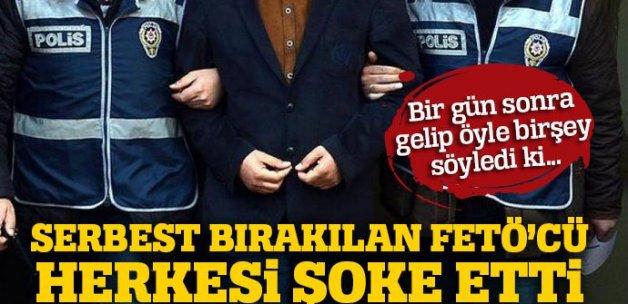 'İtiraflarım yalan' diyen FETÖ'cü tutuklandı