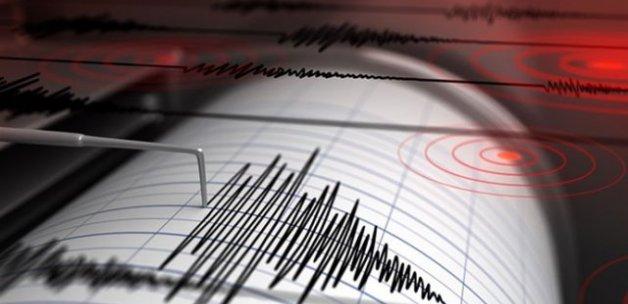 Japonya Fukuşima'da 7,3 büyüklüğünde deprem (Japonya deprem haberi)