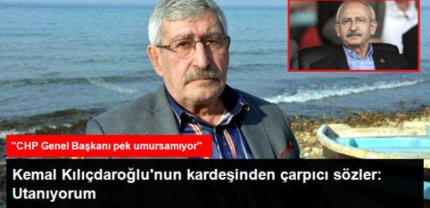 Kemal Kılıçdaroğlu'nun Kardeşi: Bizim CHP'de FETÖ Temizliği Yok, Utanıyorum